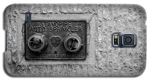 Sprinkler With A Heart Galaxy S5 Case