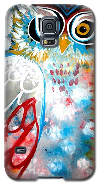 Galaxy S5 Case featuring the painting Sprinkles by Amy Sorrell