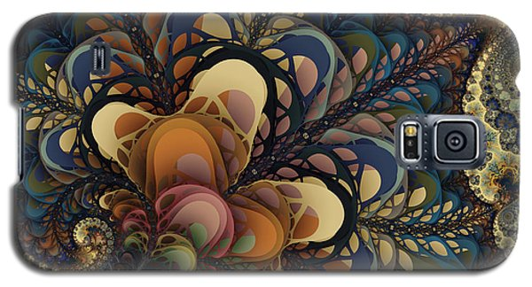 Galaxy S5 Case featuring the digital art Sprouts by Kim Redd