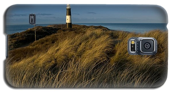 Spurn Point Lighthouse Galaxy S5 Case