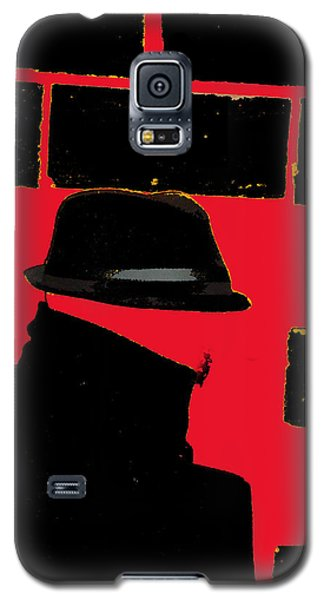 Galaxy S5 Case featuring the digital art Spy by Ken Walker
