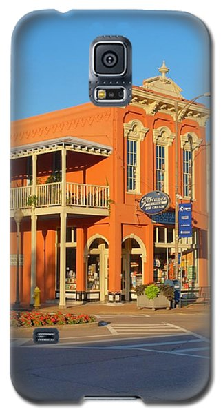 Square Books Oxford Mississippi Galaxy S5 Case by Joshua House