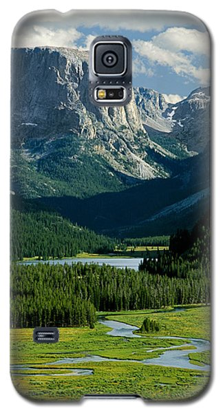 Squaretop Mountain 3 Galaxy S5 Case