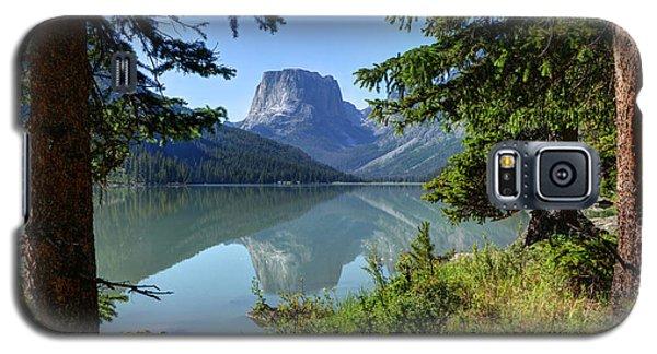 Squaretop Mountain - Wind River Range Galaxy S5 Case