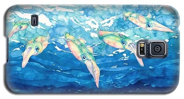Squid Ballet Galaxy S5 Case