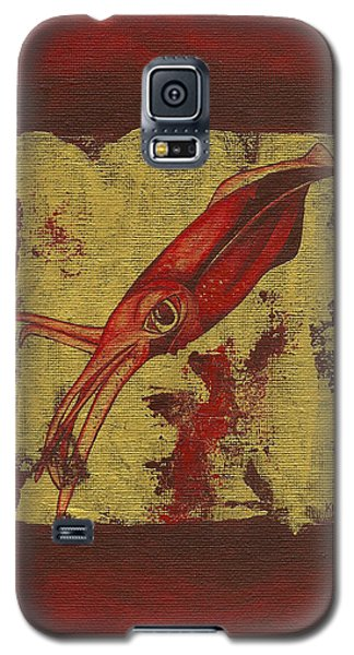 Squid Galaxy S5 Case