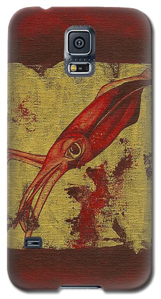 Squid Galaxy S5 Case