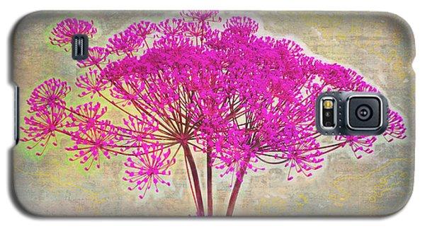 Squiggle Fun Pinked Galaxy S5 Case