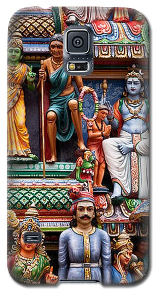Sri Mariamman Temple 03 Galaxy S5 Case