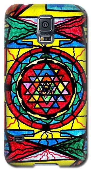 Sri Yantra Galaxy S5 Case