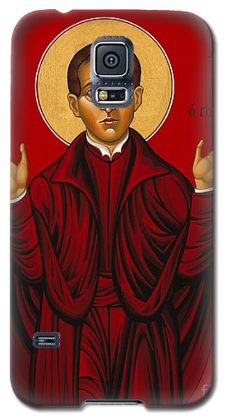 St. Aloysius In The Fire Of Prayer 020 Galaxy S5 Case
