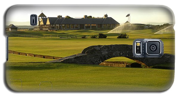 St Andrews Links Golf Course Galaxy S5 Case