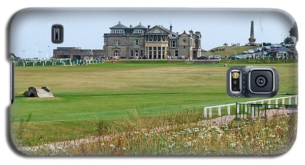 St Andrews Royal And Ancient Golf Course Galaxy S5 Case