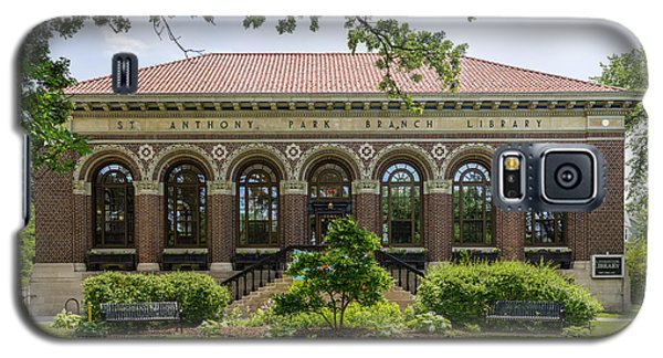 St Anthony Park Library Galaxy S5 Case