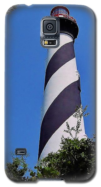 St Augustine Lighthouse Galaxy S5 Case by D Hackett