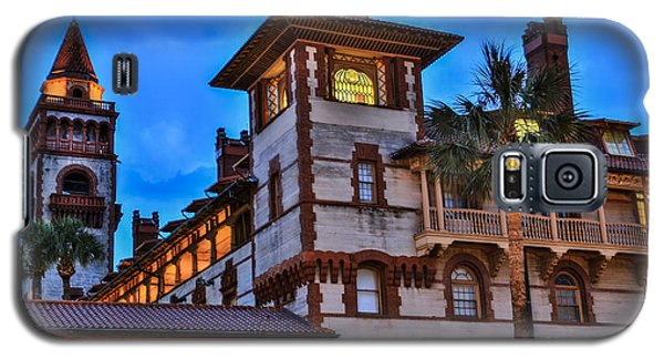 St. Augustine's View Galaxy S5 Case by Paula Porterfield-Izzo
