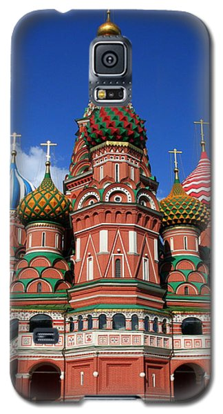 St. Basil's Cathedral Galaxy S5 Case by Laurel Talabere