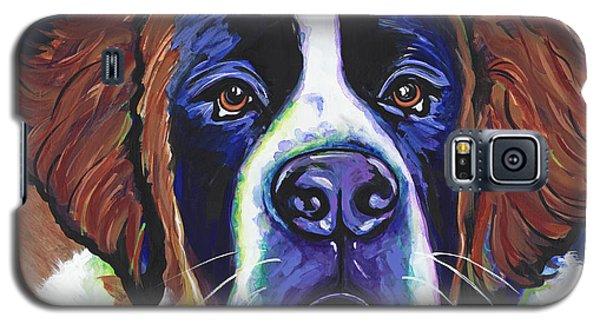 St. Bernard--sir Gossamer Galaxy S5 Case