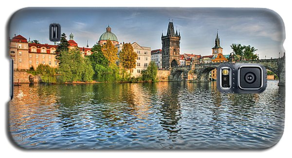 St Charles Bridge Prague Galaxy S5 Case