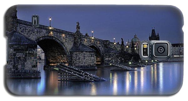 St Charles Bridge Galaxy S5 Case