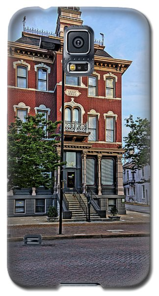 St. Charles Odd Fellows Hall Built In 1878 Dsc00810  Galaxy S5 Case