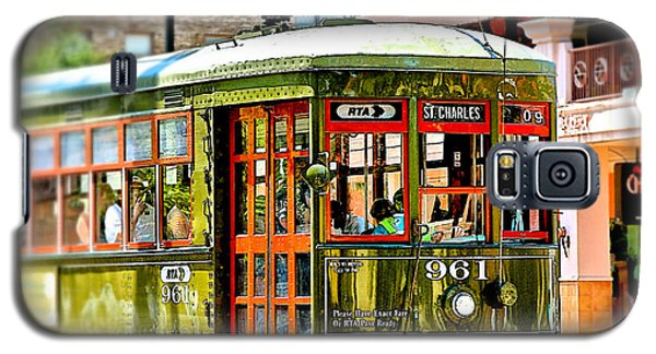 St. Charles Streetcar Galaxy S5 Case