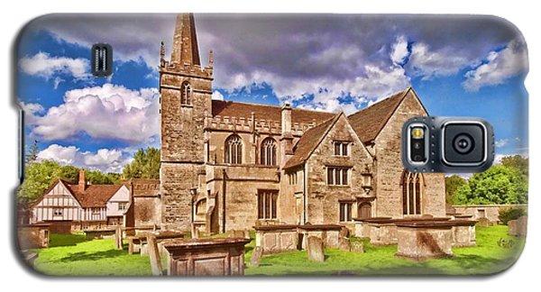 St Cyriac Church Lacock Galaxy S5 Case