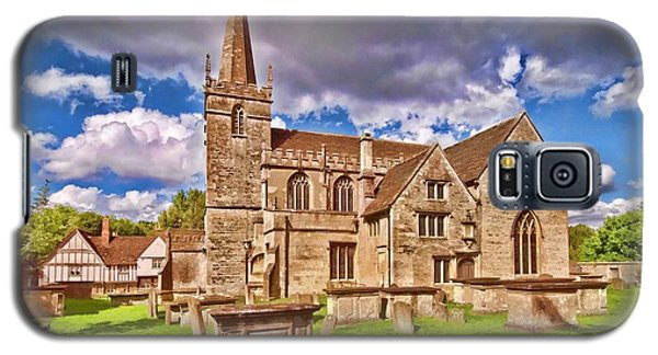 St Cyriac Church Lacock Galaxy S5 Case