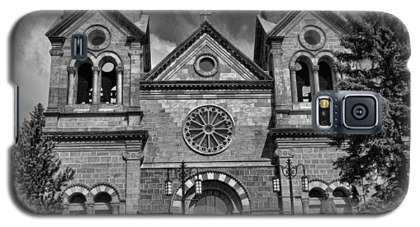St. Francis Cathedral Basilica Study 5 Bw Galaxy S5 Case
