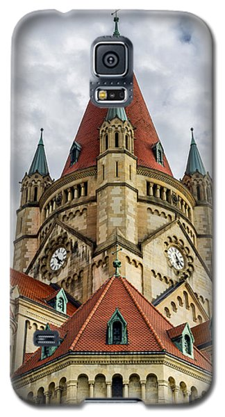 St. Francis Of Assisi Church In Vienna Galaxy S5 Case
