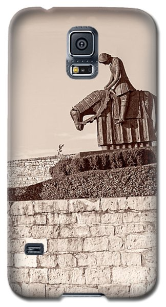 St Francis Returns From Crusades Galaxy S5 Case