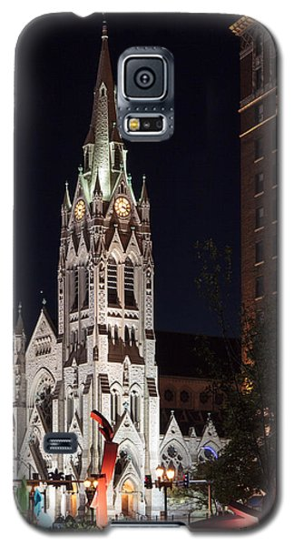 St. Francis Xavier Church Galaxy S5 Case
