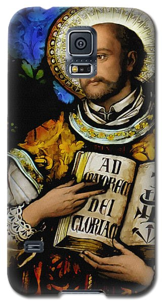 St. Ignacius Of Loyola Galaxy S5 Case