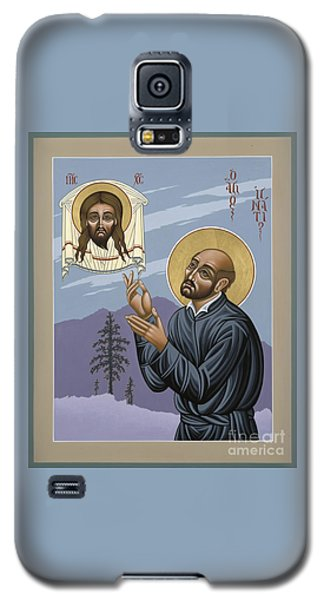 St. Ignatius Amidst Alaska 141 Galaxy S5 Case by William Hart McNichols
