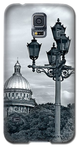 St Isaac Cathedral Galaxy S5 Case by Elena Nosyreva