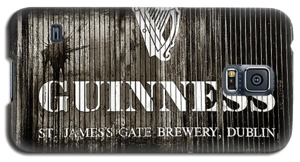 St. James Gate Brewery Galaxy S5 Case