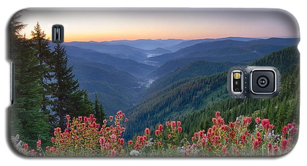 St. Joe Wildflowers Galaxy S5 Case