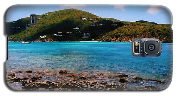 St John Bay Galaxy S5 Case by Kara  Stewart