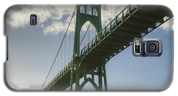 St Johns Bridge Galaxy S5 Case