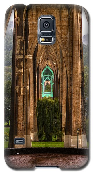 St. Johns Bridge Galaxy S5 Case