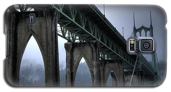St Johns Bridge Oregon Galaxy S5 Case