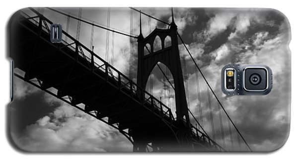 St Johns Bridge Galaxy S5 Case