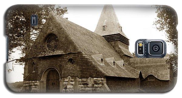 St. Johns Chapel Del Monte Monterey California 1895 Galaxy S5 Case