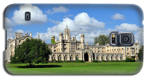 St. John's College Cambridge Galaxy S5 Case