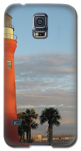 St. Johns River Lighthouse II Galaxy S5 Case by Christiane Schulze Art And Photography