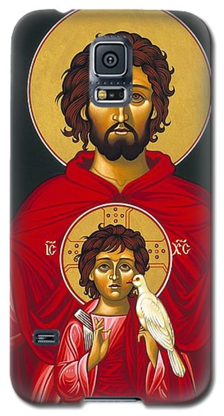 St. Joseph Shadow Of The Father 039 Galaxy S5 Case