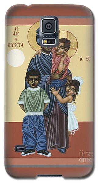 St. Josephine Bakhita Universal Sister 095 Galaxy S5 Case
