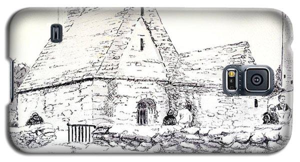 St Kevin's Galaxy S5 Case by Marilyn Zalatan