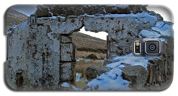 St Kevin's Window Galaxy S5 Case by Kathleen Scanlan
