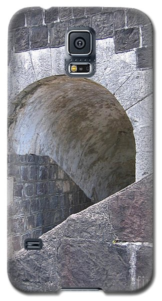 Galaxy S5 Case featuring the photograph St. Kitts  - Brimstone Hill Fortress by HEVi FineArt